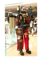 Warhammer40k:DoW - Cosplay01 by maddaluther