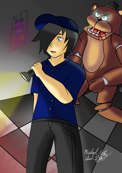 Five Nights At Freddy's by ShadTheHedgeh0g