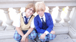 [APH] America and England - Do you love me? by mariasachan