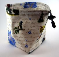 Pinocchio Dice Bag by Isilian