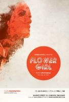 Music Flyer Vol.5 - Flower Girl by isoarts2