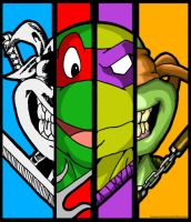 TMNT Generations by UBob