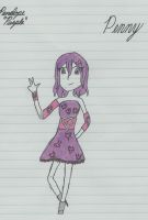 ColourKid-Purple-Penny by rocketcandy393