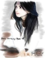 Happy Birthday Hyde (digital) by hinata-kenshin