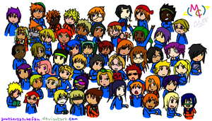 Myora's Curse: All 54 Chosen Ones by AnotherSasukeFan
