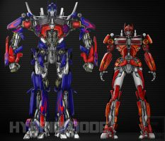 Optimus-Prime-and-Causeway-Size-Comparison by LadyElita-Arts