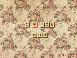 Mom by Textuts