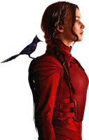 The Hunger Games: Mockingjay - Katniss HQ PNG #03 by BrielleFantasy