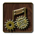Steampunk Itunes Icon by off10hot