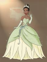 Princess Tiana by reenie89