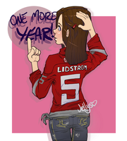 Yet One More for Lidstrom by jellyso