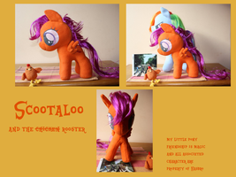 Scootaloo by Jackiekie