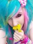 i love flowers by lexi-bee-lush