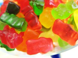 Candy Overload: Gummy Bears 2 by undefinedRomance