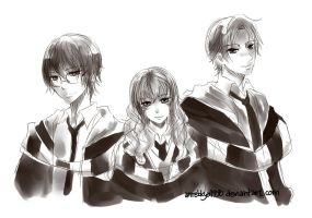 HARRY POTTER? ORZ ORZ by anrebkyo1990