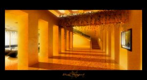 Sunset Room by SteveNewport