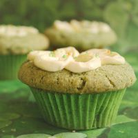 Muffins for St. Patrick's Day by serel