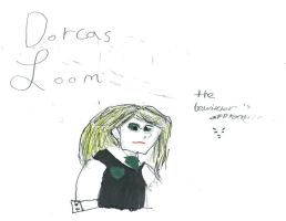 Dorcas Loom -coloured- by FallenTributes