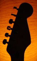 six string by SublimeBudd