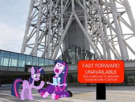 The site of the Fast Forward has been closed. by j4lambert