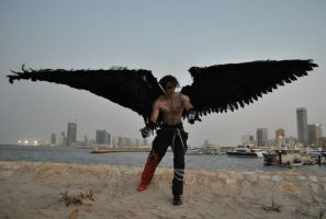 Devil Jin 2.0 Cosplay - 5 by vega147