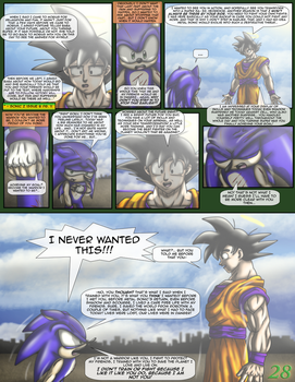 Sonic the Hedgehog Z #15 Pg. 28 February 2017 by CCI545