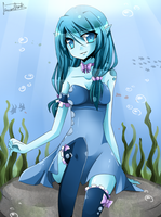 CM for WarriorHime by Tenshi-MiharU