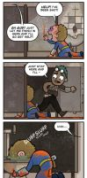 Fallout: Bathroom Break by missqueenmob