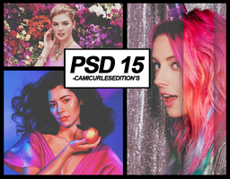 +PSD COLORING 15 by CAMI-CURLES-EDITIONS