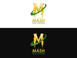 MASH Solutions Logo by XtrDesign