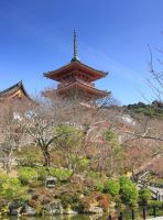 Kyoto Temple by cplcrud