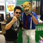 King with the Legendary Katsuhiro Harada by Kayobreaker