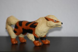 Arcanine Sculpture by CrimzonLogic
