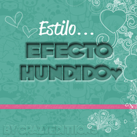 Estilo hundido para PS-PS sunk style by CrazyEditiions