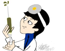 Doctor Paulie-regular by WilburRobinsonsGirl