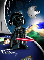 Chibi_Vader by adile