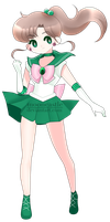 Sailor Jupiter by MilkPeach