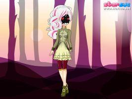 Five Nights At Ever After Withered Duchess Swan by magictimeymare12