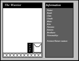 Warrior cats ref template by ArcticBlood