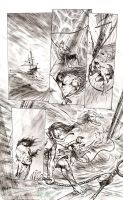 Dust Page 2 Pencils by dfbovey