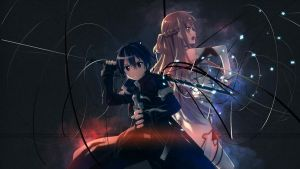 Sword Art Online Wallpaper by QuasiXi