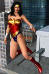 Wonder Woman - Flight by FredAckerman