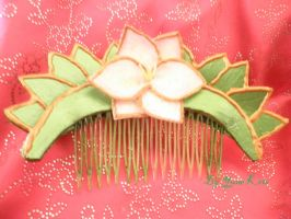 Mulan's hair comb - Disney by yunekris