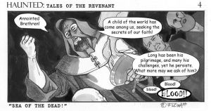 Tales of the Revenant No.4 by Roguehill