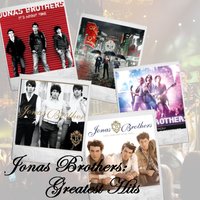 Jonas Brothers Greatest Hits by esiri76