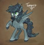 MLP Adoptable Auction ~ Tempest (CLOSED) by tsurime