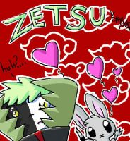 Zetsu-Iscribble by Kaydolf