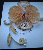 Quilling - close up by Eti-chan
