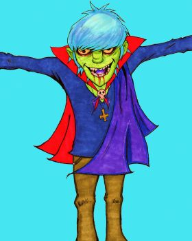 Count Murdoc by ArtismyDeath