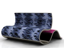 Double-sided Couch II by kratzdistel
